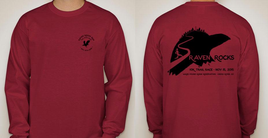 Raven Rocks 2015 (Optional) Runner Shirt